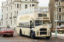 Eastbourne Corporation PD2 84 Bus Photo