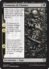 MTG CHAINER's TORMENT FOIL EXC - TORMENTO DI CHAINER - DOM - MAGIC