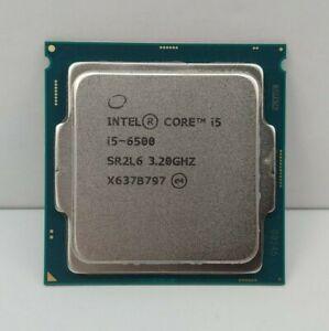 Intel Core i5-6500 - 3.2GHz  LGA1151 (SR2L6) Desktop CPU Processor