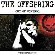 OFFSPRING Out of Control CD Live Radio Broadcast 1991 NEW .cp