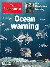 The Economist Magazin, Heft 21/2017: Ocean warning +++ wie neu +++
