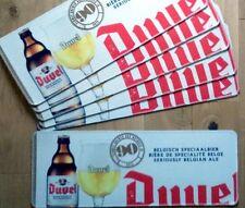 Bière Beer DUVEL Serviette / Tapis de comptoir 60/20cm