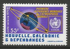 NEW CALEDONIA. 1979. Atmosphere Survey Commemorative. SG: 612. Mint Never Hinged