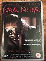 Confessions of a Serial Killer DVD 1985 True Life Henry Lee Lucas Film Movie