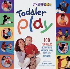 Toddler Play (Gymboree), ,0865734356, Book, Acceptable