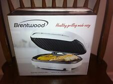 Brentwood brand electric contact grill new in box. Item no. TS-605 Cooking NIP