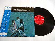 ARTHUR FIEDLER BOSTON POPS Star Dust Fiedler Starlight Concert JAPAN VINYL LP