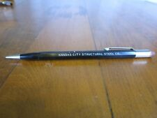 Vintage Autopoint Kansas City Structural Steel Co Mechanical Pencil