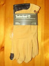 Timberland Men's Heritage Nubuck Touchscreen Leather Gloves Size XL Winter Work