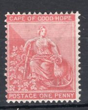 CAPE OF GOOD HOPE 1872 STAMP Sc. # 24 MH