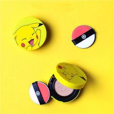 [TONY MOLY] Pokemon Pikachu Mini Cover Cushion Korean Cosmetics_02 Warm Beige