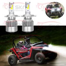 Fits Artic Cat Wild Cat Sport 700 Headlight Led Light Bulbs Kit Powerful 2 Pack