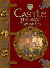 Castle: The Siege Chronicles,Stewart, David,New Book mon0000023962