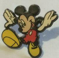 Mickey tap Dancing Celebrating Old Retired HTf disney  pin U