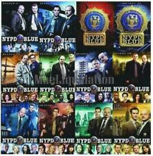 NYPD BLUE: COMPLETE SERIES-1-12 DVD SET, FREE SHIPPING, NEW.
