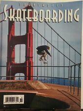 Transworld Skateboarding February 2017 Ben Gore Interview FREE SHIPPING sb