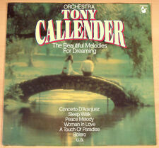 TONY CALLENDER - The Beautiful Melodies For Dreaming  (1982 / LP SEALED - MINT)
