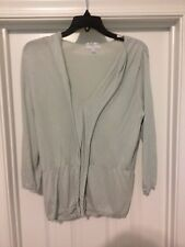 Gap Ladies Top Size M Gray Perfect Condition