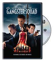 DVD - Action - Gangster Squad - Emma Stone - Ryan Gosling - Josh Brolin