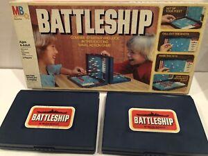 Vintage 1978 BATTLESHIP Game-#4730-Complete