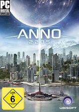 Anno 2205 Uplay PC Download Key Code - SOFORT per Email, seit 10 Jahren bei eBay