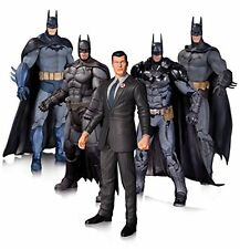 DC Collectibles Arkham Asylum City Knight Origins Batman Action Figure Pack NEW