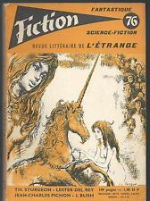 Fiction 76.Theodore Sturgeon, H.Beam Piper, James Blish...  SF53