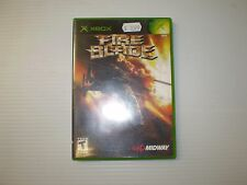 XBOX  FIRE BLADE  USED UNTESTED