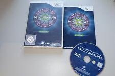 Wer wird Millionär Nintendo Wii