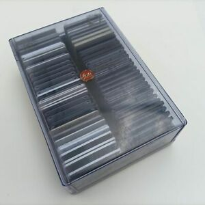 Vintage 35mm Slide Storage Case, Slides & Cassettes [G] Family, Holidays, Lan...