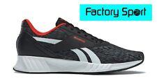 Reebok Lite Plus 2.0 negro rojo zapatilla deportiva fitness running para hombre