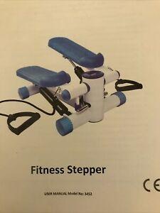 Fitness Stepper / Exercise / Workout / OYPLA SPORTS BNIB