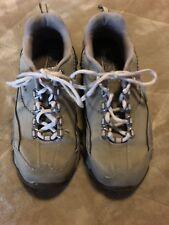 "Womens Nubuck Leather ""Skechers D'Lites Sport"" Athletic Shoes - Size Us 8.5 A44"