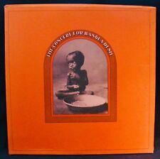 THE CONCERT FOR BANGLA DESH-George Harrison-Bob Dylan-APPLE #STCX 3385 w/Booklet