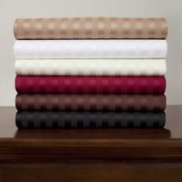 6 PC Sheet Set 1000Thread Count Egyptian Cotton Size Queen All Striped Colors