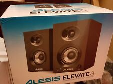 New! Alesis Elevate 3 Studio Monitor (Pair)