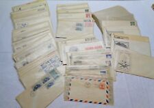 111 Vintage First Day Of Issue Stamps Envelopes 1959-1963 JFK HISTORY & MORE