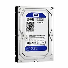 "Western Digital Internal Hard Drive 500 SATA_6_0_gb 32 MB Cache 3.5"" Intern"
