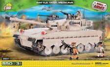 COBI Battletank Merkava 550 bricks  VERY RAR COBI - NEW BOX !