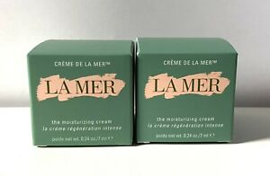 LA MER Creme De La Mer  The Moisturizing Cream - 2x7ml