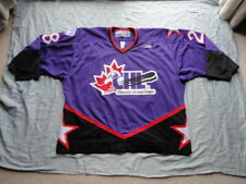 Jonathan Fauteux AUTOGRAPHED Vintage 1999 CHL Top Prospects Game Used Jersey