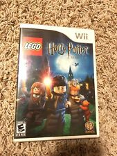 LEGO Harry Potter: Years 1-4 - Nintendo Wii Disc