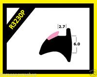 Wedge Gasket - Rubber Door And Window Seal Gasket - Black - R3230P - uPVC Gasket