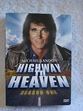 Highway To Heaven Season One DVD  7 Disc Set 24 Episodes