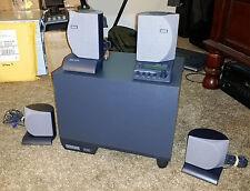 Altec Lansing ADA 890 THX-Certified 4.1 120W Speakers - EXCELLENT Condition!!!