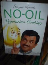 INDIA  - SANJEEV KAPOOR'S NO - OIL VEGETARIAN COOKING ILLUSTRATED - PAGES 104