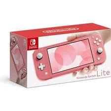 New Nintendo Switch Lite 32 GB - Coral
