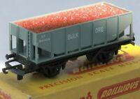 Triang Railways, T271, TT Gauge (3mm) Bulk Ore wagon with bauxite load