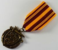 Full Size Replica World War 2 DUNKIRK Defence/Service Medal & Ribbon 1940 WW2