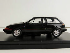Premium X Prd437 VOLVO 480 Turbo 1987 Black 1/43